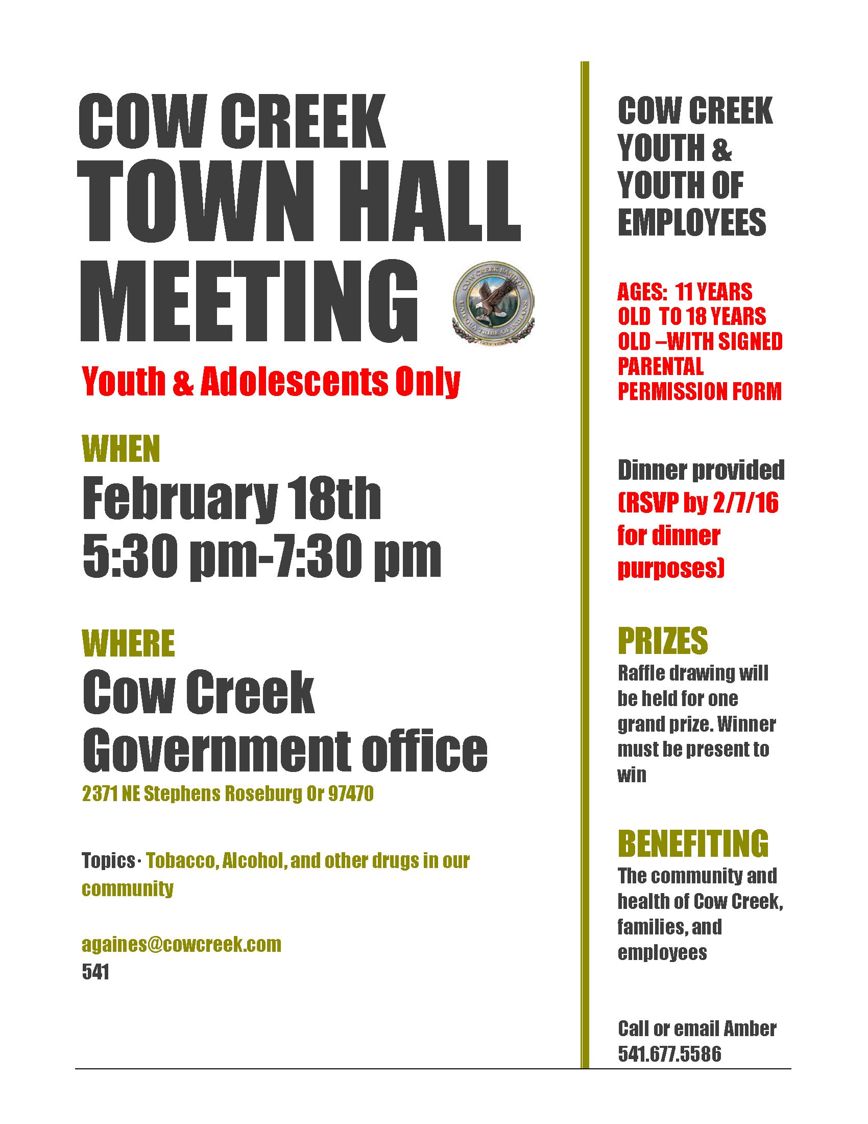 how to plan a town hall meeting